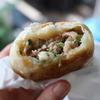 週末台湾旅行記2~到着、朝ごはん「青島豆漿店」肉汁たっぷり絶品肉餅