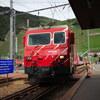 スイス滞在時に見た鉄道車両:私鉄編