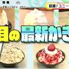東京・大阪の最新かき氷グルメ!(めざましテレビ2016/07/05)
