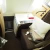 スイスインターナショナルエアラインズ Business Class A340-300 LX160 ZRH-NRT