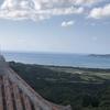 八重山諸島の島々まで見える展望台へ!