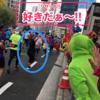 大阪マラソン2017外伝2 超絶ハンサム青年と、超絶美女の大阪。