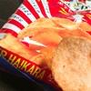 カルディで発見!甘辛さは本物!紅しょうがの天ぷらがポテトチップスに!