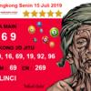 Prediksi Hongkong Senin 15 Juli 2019