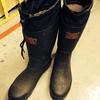 趣味にも仕事にも、梅雨の時期にも活躍する力王長靴☆