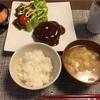 ハンバーグ〜〜〜 トマト味ポトフ