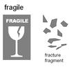 fract 「粉砕する、割る」 (L.frangere)
