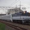 東京メトロ13000系甲種輸送を撮る。