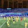 昨日のイングランド対ウクライナ戦