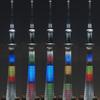 東京スカイツリーのライティング、点燈テスト?