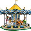 レゴ ストアにて6月2日から先行販売!  レゴ(LEGO)クリエイターエキスパート「メリーゴーランド(10257)」
