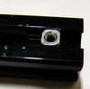 3D プリンタキット FlsunCubeに問題のある大きさの四角ナットが入っていた。