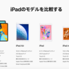 iPad Air、iPad mini、新作発表!