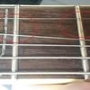 フレットのすり合わせ修理からギターが戻ってきた