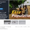 【作者セール】頂点カラーを編集してデカールを表現する新作アセットが半額「Shader Painter」 / 武器の軌跡を描画する2Dスプライト用のエフェクトが無料「Simple Sprite Trails」/ 街の住人の人工知能シミュレータが無料「Easy-Population」全7アセット紹介