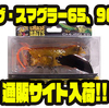 【CHASE BAITS】鳥デザインのクローラーベイト「ザ・スマグラー65、90」通販サイト入荷!