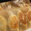 羽根付き餃子がうまれたお店 你好(ニーハオ)は、蒲田の羽根付き餃子業界の大元だった。凛々しい餃子の姿に感動。