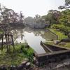 蓮池公園の池(佐賀県佐賀)