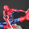 「FIGURE COMPLEX  AMAZING YAMAGUCHI スパイダーマン」超可動スパイダー!!コミック版!!