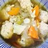 ホットなのぉ♡肉団子スープ君♪