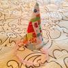 【無料型紙】手作りバースデーハットの作り方|誕生日会の三角トンガリ帽子