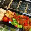 豚の唐揚げ カラフル野菜の甘酢ダレ