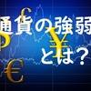 通貨の強弱とは?