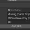 Unity:ゲーム開始前にロジックでヒエラルキー編集