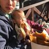 生後329日目~満月マルシェ~(2019年12月12日日)