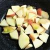 クルミとりんごとカマンベールチーズのお食事ケーキ!ケークサレ