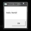 MLtonでWin32APIを呼び出す