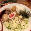 三田製麺所の濃厚油そば(北新地)