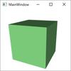 WPFのクラスで3Dプログラミング