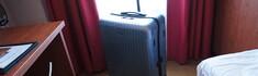 6万円のスーツケースを6300円でレンタルして1週間の海外旅行へ