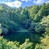 琵琶の池(島根県西ノ島)