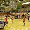 バスケットボール市内大会 女子惜敗