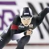 小平、日本女子初の総合優勝…世界スプリント