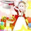 クリスマスドレア・赤