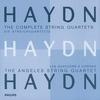 弦楽四重奏の次の曲はハイドンの「五度」