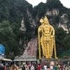 ヒンドゥー教の聖地!絶景バツー洞窟へ行ってみた