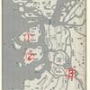 現在の大阪で新羅洲、百済洲、百済郡はどこか?