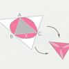 【解答募集】平面上の凸図形に含まれる多角形の面積