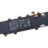 新品ASUS C21-X402互換用 大容量 バッテリー【C21-X402】5136mah/38WH 7.4V (not compatible 11.1V) アスース ノートパソコン電池
