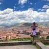 ペルー最終日、クスコの絶景!