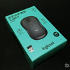 カチカチ音がしないマウスを買った! logicool M220 レビュー