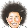 谷本賢一郎さんを描きました