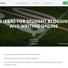 The Edublogger「50 IDEAS FOR STUDENT BLOGGING AND WRITING ONLINE」を読んで