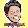iPadProで描いた マイケル・チャンさんのの似顔絵。動画なし。