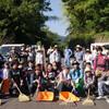 富士町 苣木地区での草刈 & トレイル整備など