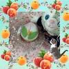 桃カステラ♪ 長崎の縁起菓子♪